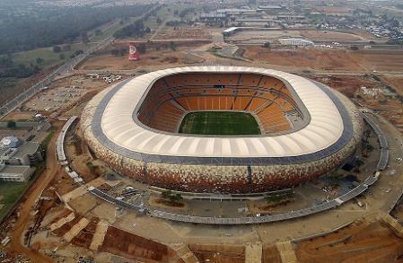 Los estadios de Sudáfrica están al borde de la ruina