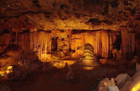 Tour de aventura en las Cango Caves