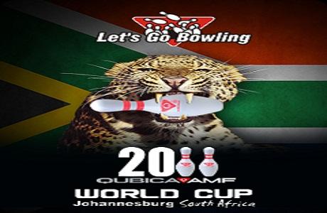 Copa mundial de boliche se disputará en Sudáfrica