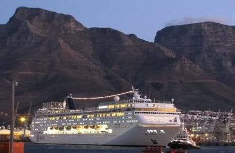 Visita Ciudad del Cabo en un crucero de lujo