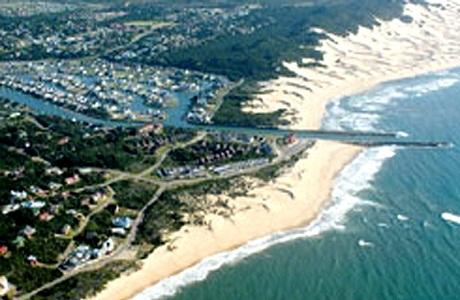 El balneario de Port Alfred