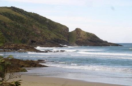 La playa Second Beach se cierra para baños