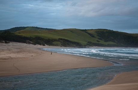 La costa salvaje de Sudáfrica