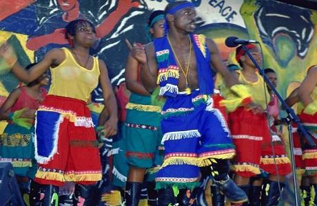 Festival Nacional de Artes en Sudáfrica