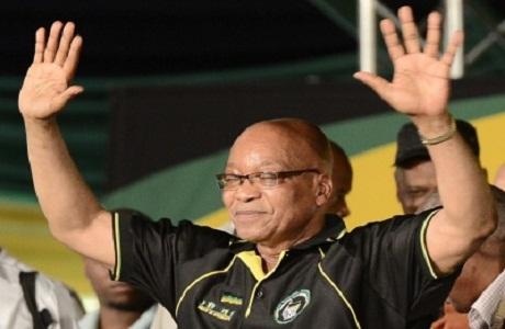 Jacob Zuma fue reelegido como líder del partido de Mandela