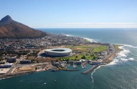 Disfruta de la música en los estadios de Sudáfrica