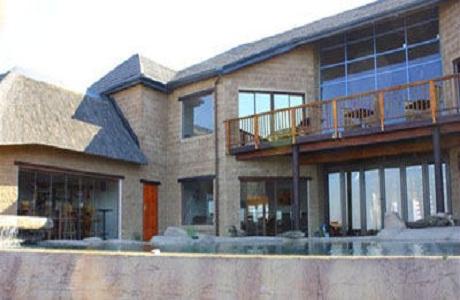 El hotel Life Phefumula Beach Resort